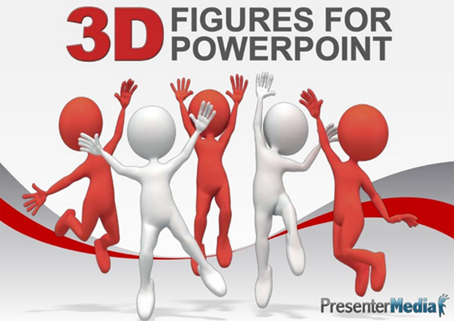 Presenter media yourbackupemployee for Animated powerpoints templates free downloads